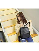 Women Denim Casual Backpack