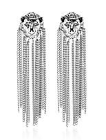 Femme Boucles d'oreilles Bijoux Animal Mode euroaméricains Simple Style Alliage Bijoux Pour Mariage Soirée Anniversaire