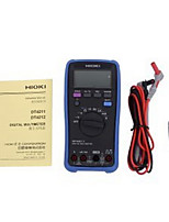 HIOKI/ Day Digital Multimeter DT4211-30 Large Screen Display For Easy Operation