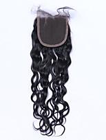 22Inch Braizlian Loose Wave Closure Best Virgin Brazilian Lace Closure Bleached Knots closures Free/Middle/3Part Closure