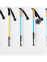 3 Nordic Walking Poles 1 pcs 135cm (53 Inches) Damping Foldable Light Weight Adjustable Fit Carbon FiberCamping & Hiking Traveling