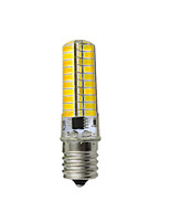 4W Dimmable Silicone E17 Led Bulb Lamp 80 SMD 5730 Corn Light AC110V-120V  (1 Piece)