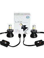 H4 HIGH/LOW G4 LED HEADLIGHT FOR CAR WITH 4 SIDE COD CHIPS