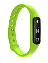 U2S Bracelet d'Activité iOS Android Sportif Accéléromètre Capteur de Fréquence Cardiaque