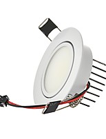 6W LED Downlights Recessed Retrofit 1 COB 540 lm Warm White Cool White Dimmable Decorative AC 220-240 AC 110-130 V 1 pcs