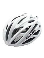 Sports Unisex Bike Helmet 26 Vents Cycling Cycling PC EPS White and Built-in 3D Keel
