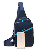 10 L Sac à bandoulière Escalade Sport de détente Camping & Randonnée Etanche Résistant à la poussière Respirable Multifonctionnel