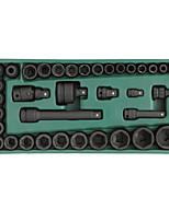 Sata Werkzeugsatz 36 Stück Standard Pneumatikhülse 09914