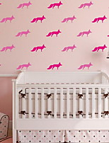 Animals Wall Stickers Plane Wall Stickers Decorative Wall StickersVinyl Material Home Decoration Wall Decal 12pcs per Set