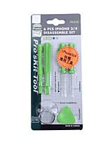 Pro'skit pk-9110 Handy-Reparatur-Tool-Set 6 Stück für iPhone