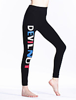 Women's Yoga Pants High Elasticity Outdoor Tight Leggings Sweatpants