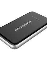 irecadata i7 256GB černý externí pevný disk wifi typu c USB 3.1 SSD přenosný SSD