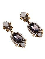 Women's Earrings Jewelry Fashion Gem Alloy Jewelry Jewelry For Party Gift Casual