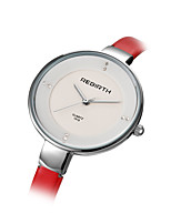 REBIRTH®Women's Fashion Watch Chinese Quartz Alloy Band Black Red Brown Grey