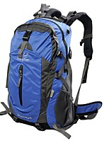 35 L Backpack Hiking & Backpacking Pack Multifunctional Blue