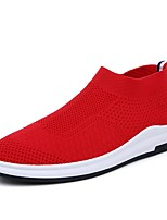 Men's Sneakers Summer Fall Light Soles Tulle Casual Walking