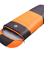 Sleeping Bag Rectangular Bag Single -35--25 T/C Cotton 210X80 Camping Outdoor Keep Warm 自由之舟骆驼