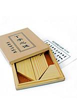 Bloques de Construcción Puzzles de Madera Para regalo Bloques de Construcción Juegos y Puzles Cuadrado2 a 4 años 5 a 7 años 8 a 13 años
