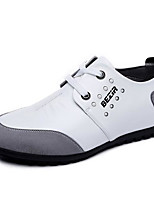Men's Sneakers Spring Moccasin Comfort Leather Casual