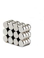 8x3mm круглые цилиндрические магниты deep diy персонализированные многофункциональные для холодильной дверной доски магнитная карта