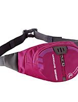 5 L Hüfttaschen Camping & Wandern Klettern Legere Sport Regendicht Staubdicht Multifunktions Atmungsaktiv