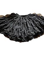 Skirt Sweet Lolita Princess Cosplay Lolita Dress Solid Lolita Short / Mini Skirt Petticoat For FRP