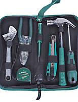 Sata Haushalt Werkzeug-Set 7 Stück Basic Wartung Reparatur-Tool
