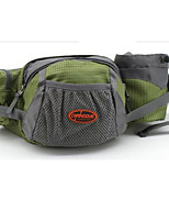 5 L Waist Bag/Waistpack Climbing Leisure Sports Camping & Hiking Rain-Proof Dust Proof Breathable Multifunctional