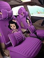 ODEER Черный Бежевый Лиловый Розовый Розовый Подушки сидений Двуспальный комплект (Ш 200 x Д 200 см)(cm)Синтетическое волокно