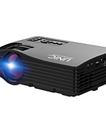 UNIC UC36 LCD 640*480 HD Projector Mini Portable Black (with UNIC Logo or without Random Delivery)