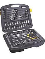 Stanley® 91-931-1-22 120pc professioneller Hausbesitzer Werkzeugsatz mit Werkzeugkasten