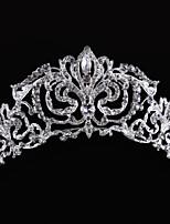 Diamantes Sintéticos Aleación Celada-Boda Tiaras