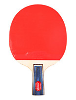 5 Stars Ping Pang/Table Tennis Rackets Ping Pang Wood Short Handle Pimples