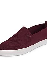 -Для мужчин-Для прогулок Для офиса Повседневный-Тюль-На плоской подошве-Удобная обувь-Кеды