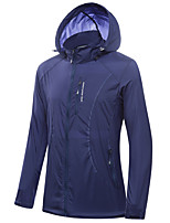 LEIBINDI® Men's Jacket Tops Hiking Climbing Cycling Fishing Breathable Windproof Ultraviolet Resistant Sunscreen Sunproof Light Jacket