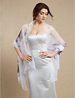 Women's Wrap Shawls Silk Wedding Party/Evening