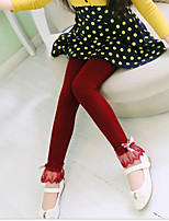 5 Colors Girls' Casual/Daily Solid Pants-Rayon Winter Spring Fall