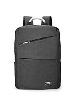 Km2016 15,6 polegadas ultra-leve portátil computador mochila estilo coreano ombro saco impermeável cor pura unisex