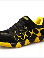 Boys' Athletic Shoes Spring Fall Comfort PU Athletic Low Heel Magic Tape Walking