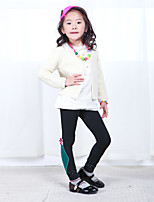 Girls' Casual/Daily Color Block Pants-Rayon Summer Spring
