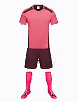 Unisex Soccer Tops Breathable Wearable Comfortable Spring Summer Fall/Autumn Solid Football/Soccer Orange Red Green Blue Light Green