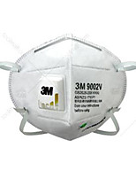 Tool Kit 3M Environmental Protection Folding Type Protective Mask With Valve (Head On)