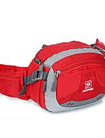 10 L Hüfttaschen Camping & Wandern Klettern Legere Sport Regendicht Staubdicht Multifunktions Atmungsaktiv