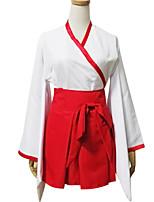 Outfits Wa Lolita Lolita Cosplay Lolita Dress Solid Long Sleeve Short / Mini For