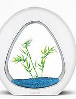 Mini Aquariums Ornament With Switch(es) Noiseless Non-toxic & Tasteless Sterilize Artificial Adjustable NoctilucentAluminum Metal