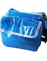 Bike BagBike Frame Bag Waterproof Wearable Multifunctional Bicycle Bag Terylene Mesh Cycle Bag Cycling/Bike