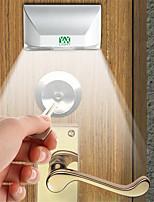 Ywxlight 3w 4-led keyhole light lamp pir инфракрасный и беспроводной беспроволочный датчик движения датчика (dc 12v)