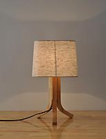 60 Модерн / современный Настольная лампа , Особенность для Защите для глаз , с Краска использование Диммер переключатель