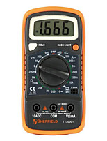 Steel Shield 3 1/2 Digital Multimeter Economic Utility / 1
