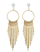 Women's Earrings Set Basic Tassel Metallic Alloy Jewelry For Party Birthday Gift Ceremony Evening Party
